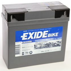 Akumulator Exide Gel Bike