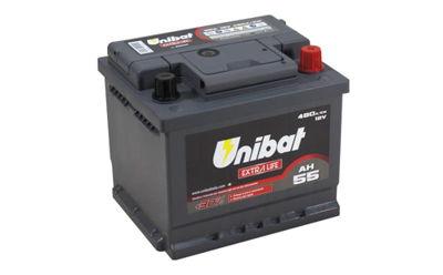Akumulator Unibat 55AH 12V