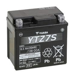 Akumulator Yuasa YTZ7S 6.3 Ah