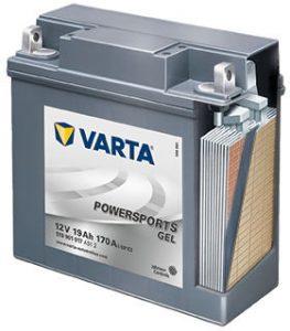 Akumulatory żelowe Varta