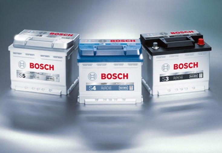 Akumulatory Bosch z serii S3, S4 i S5