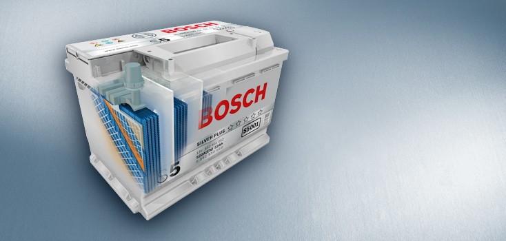 Technologia wykonania akumulatorów Bosch