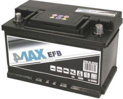 Akumulator 4MAX EFB 0608-03-3003Q 650A 70AH P+