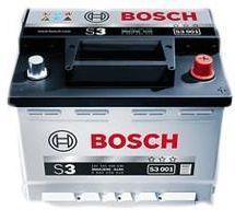 Akumulator BOSCH S3 12V 41AH 360A (0.092.S30.010) (P+)