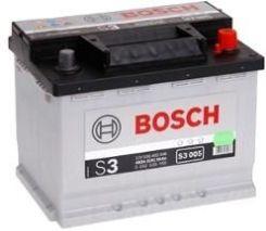 Akumulator BOSCH S3 12V 56AH 480A (WYMIARY: 242 X 175 X 190) (0.092.S30.060) (L+)