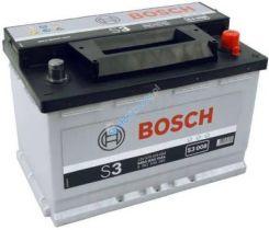 Akumulator BOSCH S3 12V 70AH 640A (0.092.S30.070) (P+)