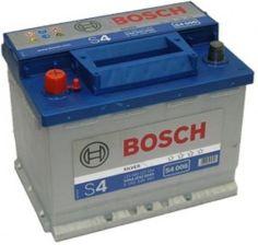 Akumulator BOSCH S4 12V 60AH 540A (0.092.S40.060) (L+)