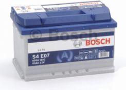 Akumulator BOSCH S4EFB S4E07 12V 65 AH / 650 A START-STOP