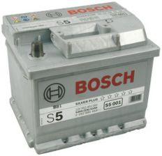 Akumulator BOSCH S5 001 52AH 520 A P+