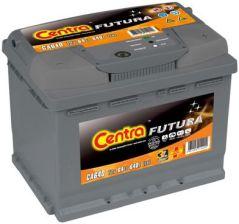 Akumulator CENTRA CA640 FUTURA P+ 64AH/640A