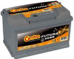 Akumulator CENTRA CA722 72AH/720A FUTURA (P+)