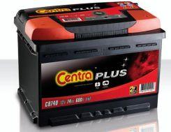 Akumulator CENTRA CB852 85AH/760A PLUS P+