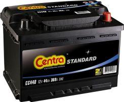 Akumulator CENTRA CC900 90AH/720A STANDARD (P+)
