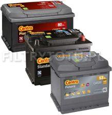 Akumulator CENTRA FUTURA 12V 100AH 850A L+ (WYMIARY: 305 X 172 X 218) (CA1005)
