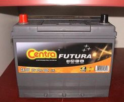 Akumulator CENTRA FUTURA 12V 75AH 630A L+ (WYMIARY: 266 X 172 X 223) (CA755)