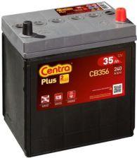 Akumulator CENTRA PLUS CB 356 35AH 240 A P+