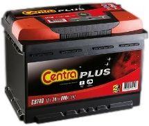 Akumulator CENTRA PLUS CB 456 45AH 300 A P+