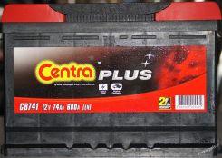 Akumulator CENTRA PLUS CB 741 74AH 680 A L+