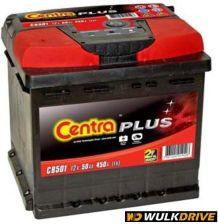 CENTRA PLUS CB501 12V 50AH 450A (L+)