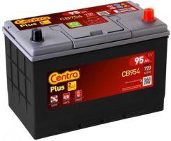 Akumulator CENTRA PLUS CB954 95 AH / 720 A