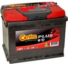 Akumulator CENTRA PLUS L+ 62AH/540 CB621