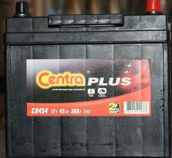 Akumulator CENTRA PLUS P+ 45AH/300 CB454