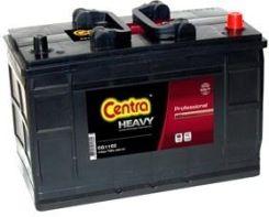 Akumulator CENTRA PROFESSIONAL CG 1102 110AH 750 A P+