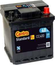 Akumulator CENTRA STANDARD CC400 12V40AH 320A (P+)
