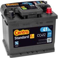 Akumulator CENTRA STANDARD CC412 12V41AH 370A (P+)