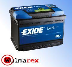 Akumulator Exide Excell 12V70Ah 540A P+