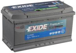 Akumulator EXIDE PREMIUM EA1000 - 100AH 900A P+
