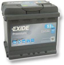 Akumulator EXIDE PREMIUM EA530 - 53AH 540A P+