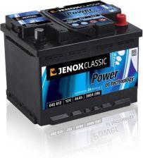 Akumulator JENOX CLASSIC 12V 62AH 510A P+ (WYMIARY: 242 X 175 X 190) (062614K)
