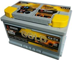 Akumulator JENOX GOLD 077624Z 12V 77 AH / 770 A