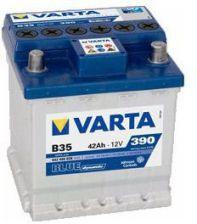 Akumulator VARTA 42AH 390A BLUE P+ B35