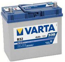 Akumulator VARTA 45AH 330A BLUE P+ B32
