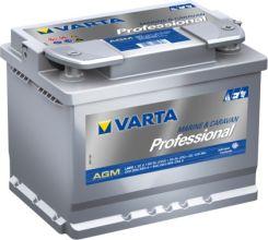 Akumulator VARTA 60AH 680A PROFESSIONAL AGM LA60