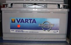 Akumulator VARTA 95AH 850A START-STOP PLUS G14 AGM