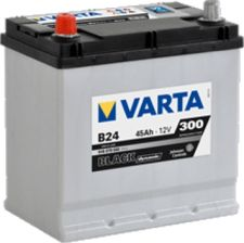 Akumulator VARTA BLACK DYNAMIC B24 (45AH 300A) (L+)