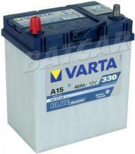 Akumulator VARTA BLUE DYNAMIC A15 40AH 330A/EN +P