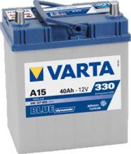 Akumulator VARTA BLUE DYNAMIC A15 (40AH 330A) (L+)