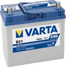 Akumulator VARTA BLUE DYNAMIC B31 (45AH 330A) (P+)