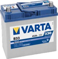 Akumulator VARTA BLUE DYNAMIC B33 (45AH 330A) (L+)
