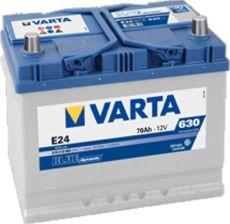 Akumulator Varta Blue Dynamic E24 (70Ah 630A) (L+)