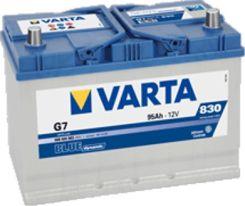 Akumulator VARTA BLUE DYNAMIC G7 (95AH 830A) (P+)