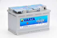 Akumulator VARTA START STOP PLUS AGM F21 - 80AH 800A P+