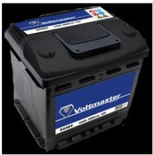 Akumulator VOLTMASTER 12V 110AH 750A (WYMIARY: 345X175X240) (61047) (P+)