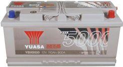 Akumulator YUASA 110AH 900A P+ SILVER YBX5020