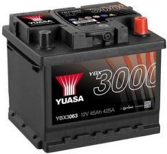 Akumulator YUASA YBX3063 12V 45AH